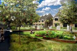 Courtyard Concept - Jasmax